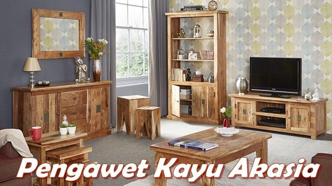 Pengawet Kayu Akasia